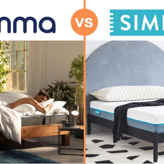 emma vs simba mattress review