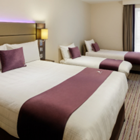 premier inn mattress review