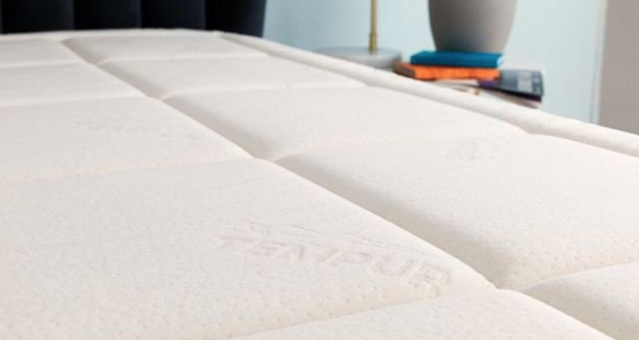 tempur mattress deluxe topper