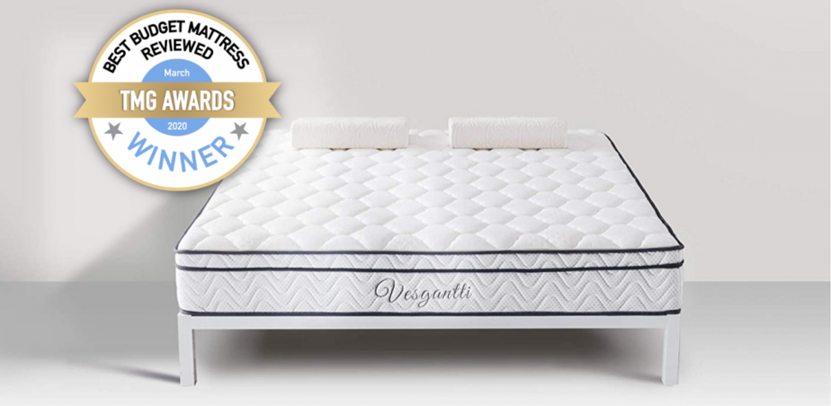 best budget mattress winner - Vesgantti