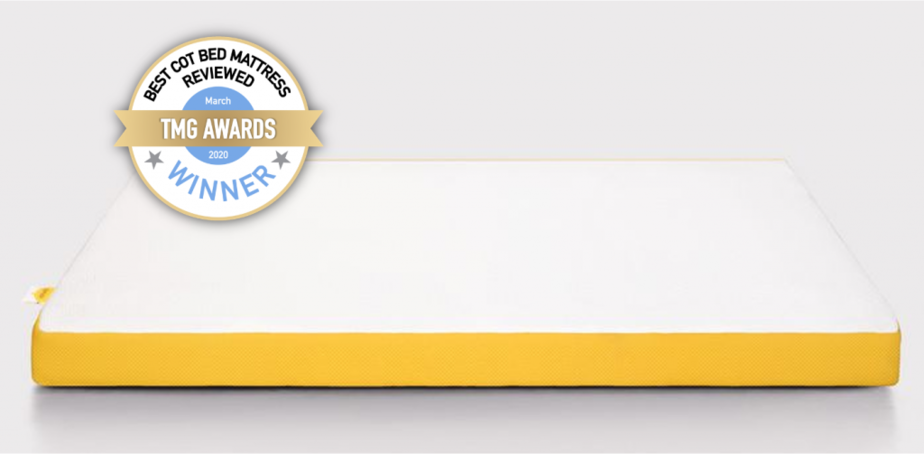best cot bed mattress award - baby mattress