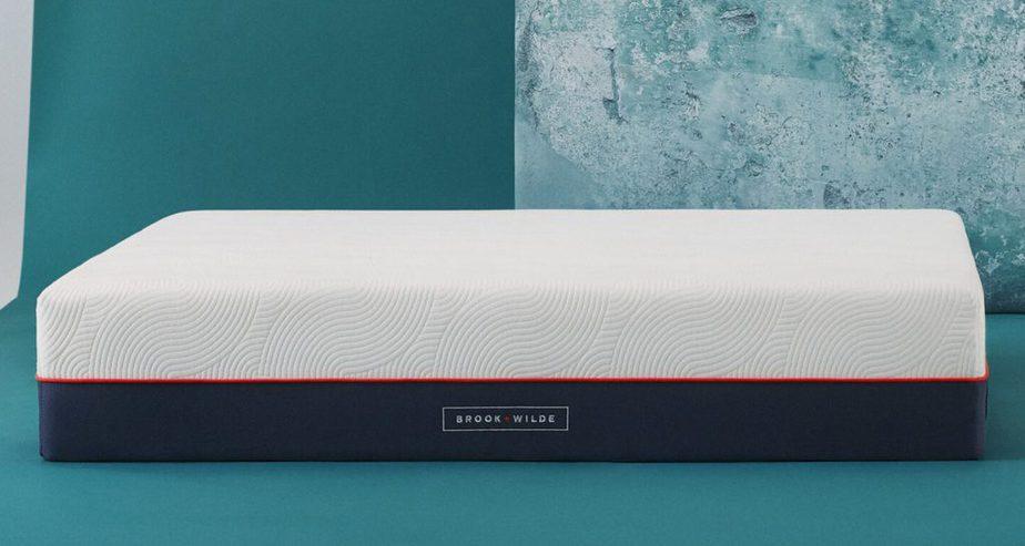 best hybrid mattress brook and wilde uk