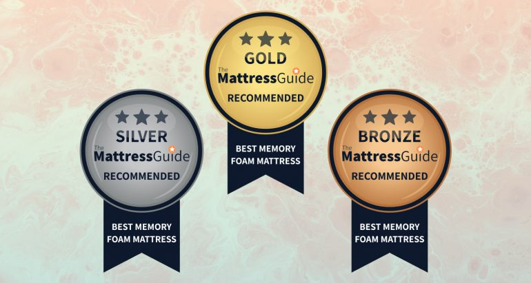best memory foam mattress uk