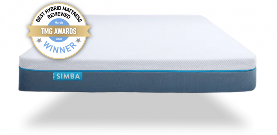 best pocket sprung hybrid mattress uk -simba hybrid