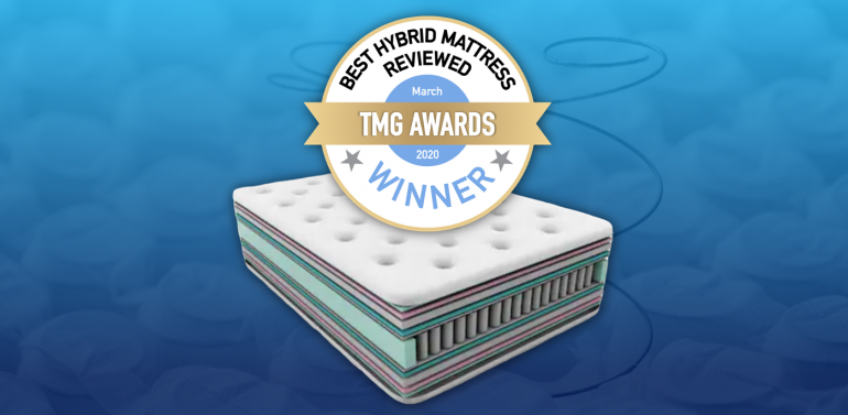 best pocket sprung mattress and hybrid