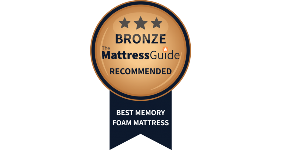 bronze award best foam mattress