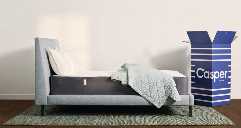 casper hybrid mattress uk
