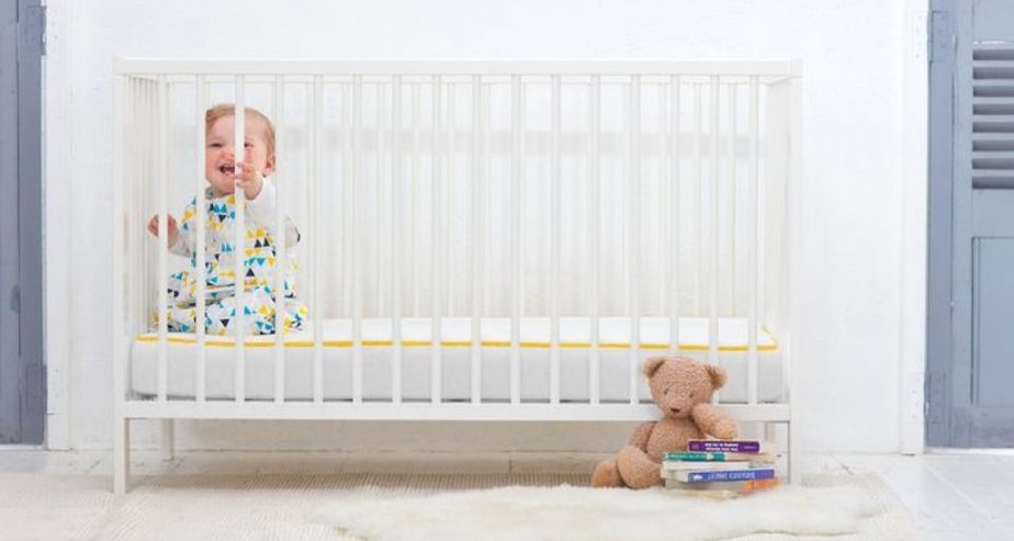 cot bed mattress eve baby mattress