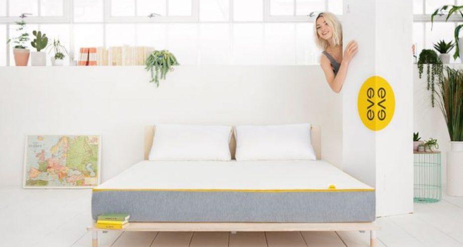 eve hybrid mattress uk