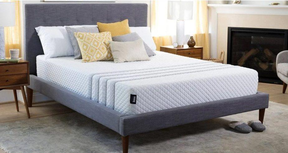 leesa luxury hybrid mattress uk