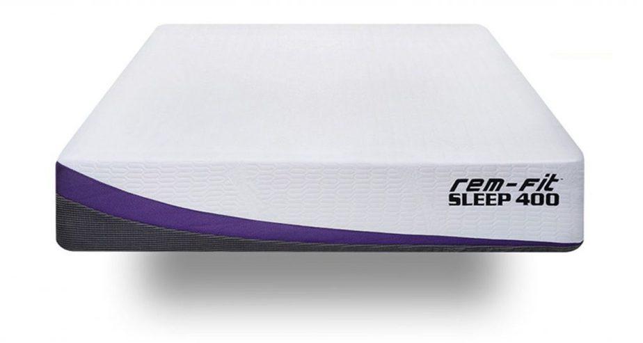 remfit 400 hybrid sprung mattress