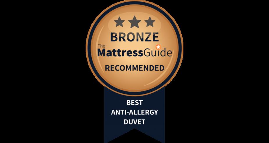 anti-allergy hypoallergenic duvets bronze