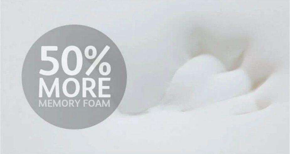 dormeo memory plus memory foam