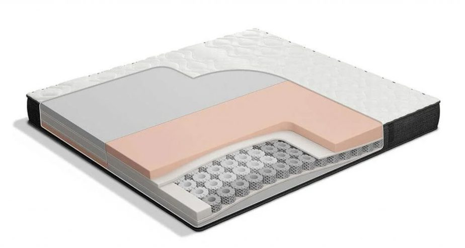 dormeo s plus mattress layer review
