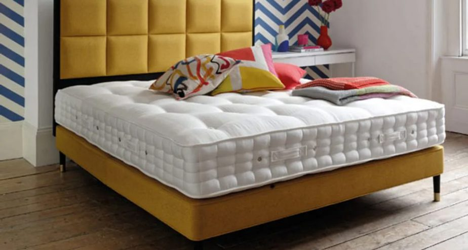 hypnos orthos support mattress review
