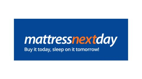 mattress next day discount code voucher uk