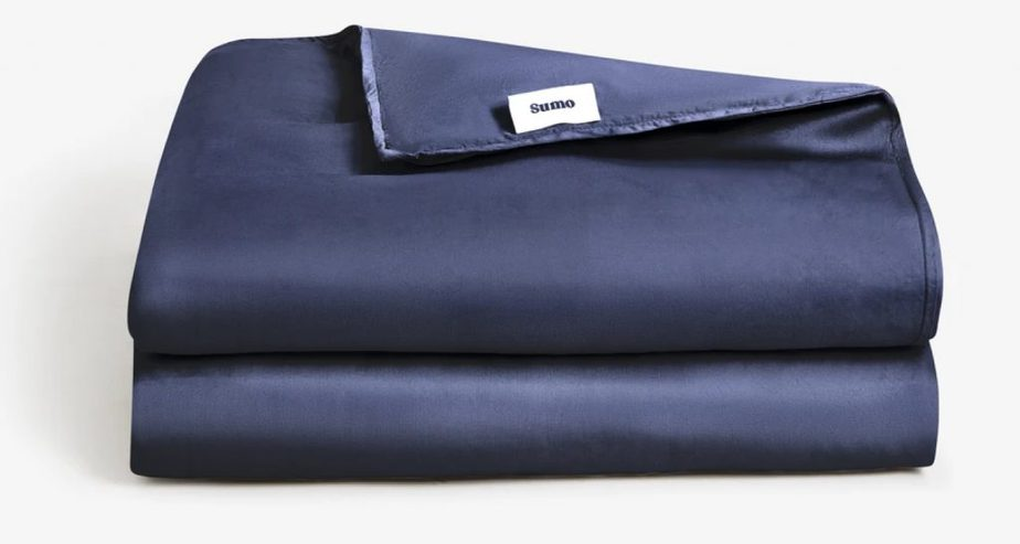 sumo weighted blanket nectar uk