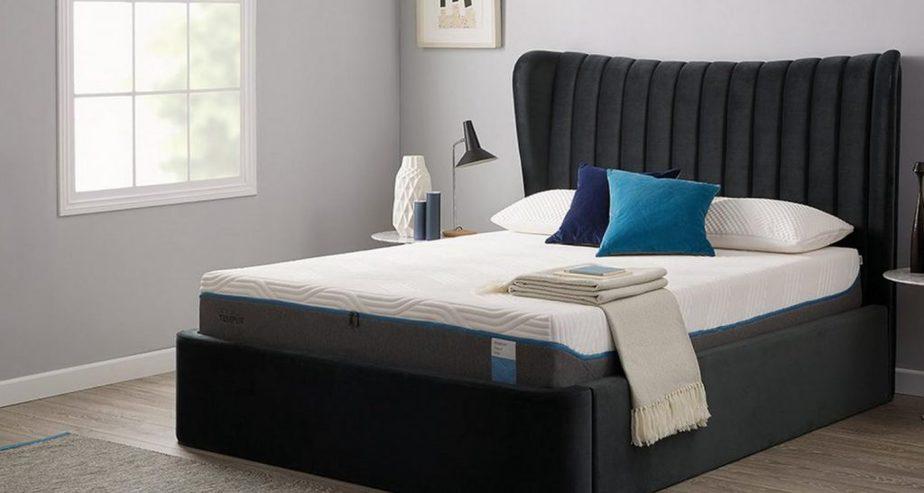 tempur cloud mattress uk