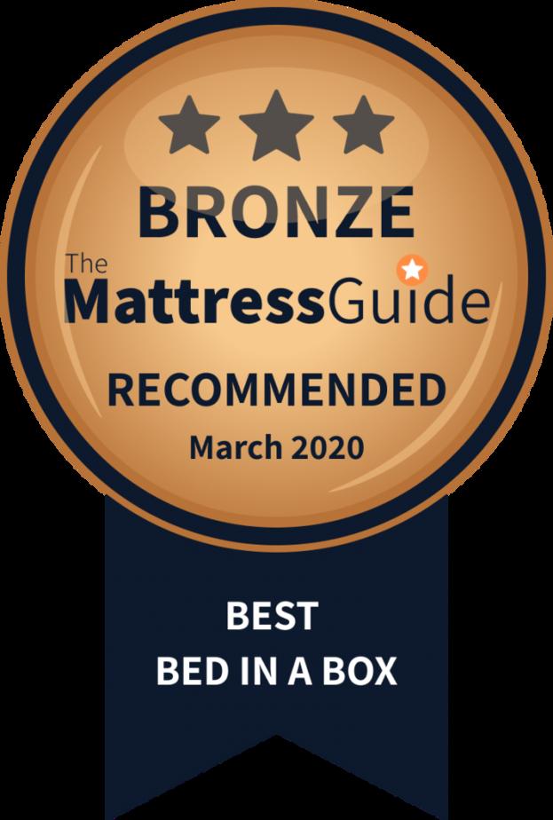 bed in box uk bronze