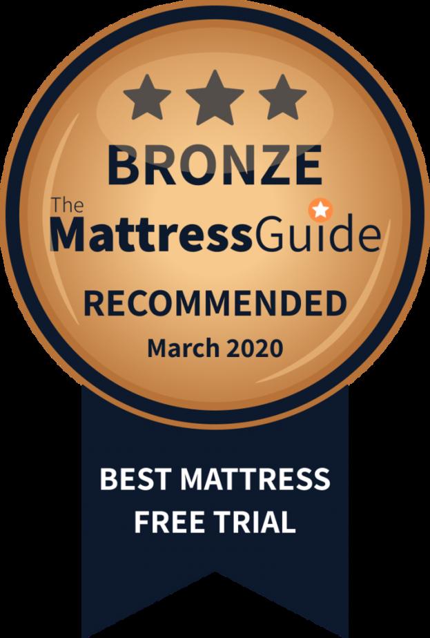 best mattress free trial bronze