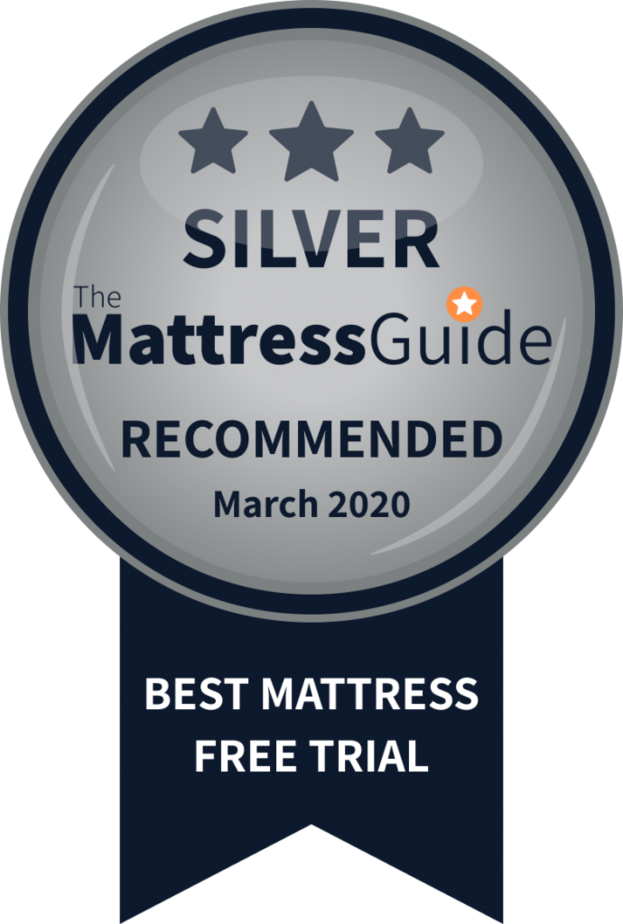 best mattress free trial silver