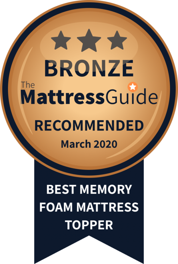 best memory foam mattress topper uk bronze