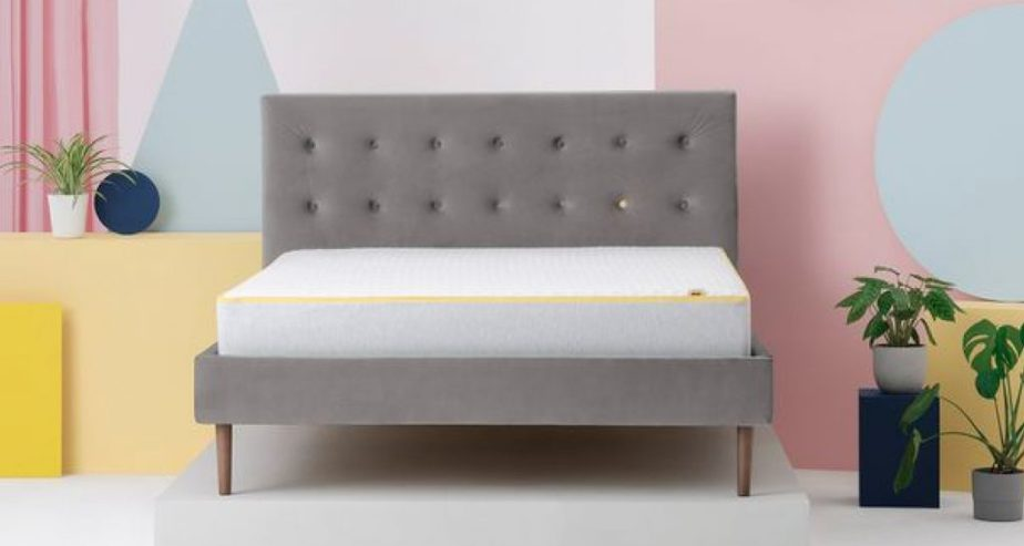 eve premium hybrid bed in a box
