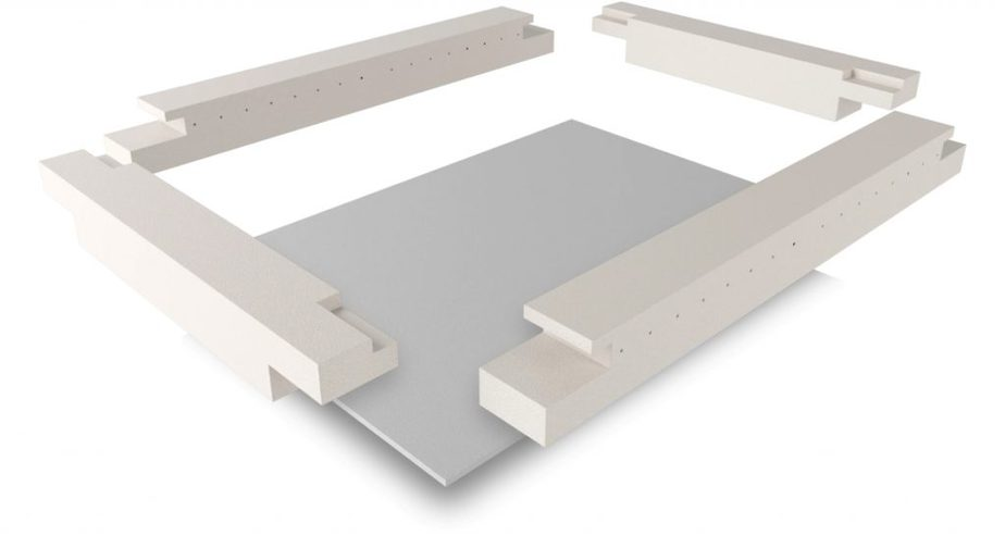 side support and base