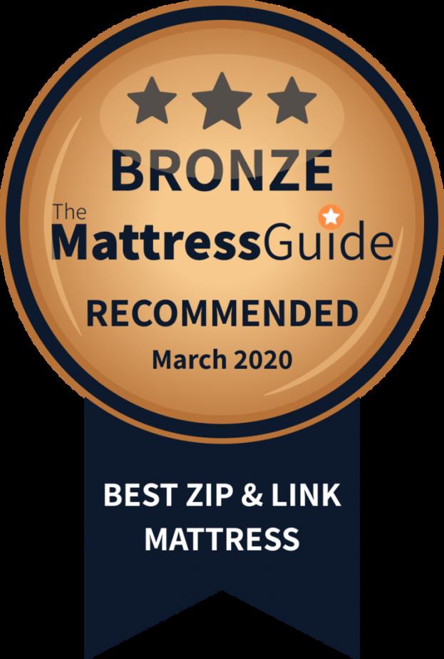 zip link beds uk bronze