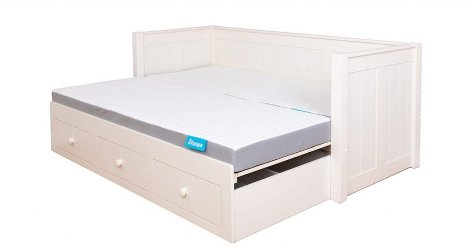 mi zone wooden day bed