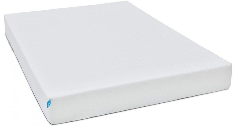 simba comfort zoned foam mattress review