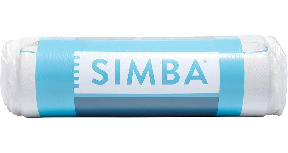 simba premium mattress delivery