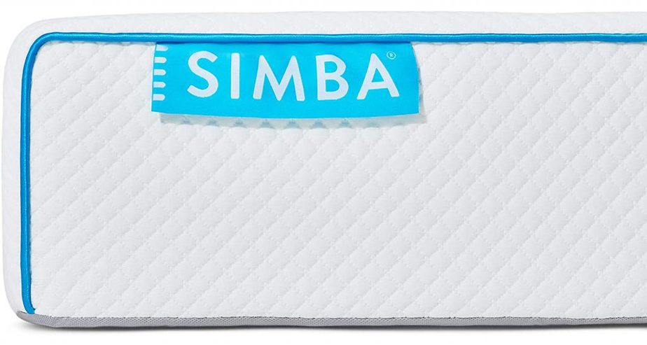 simba premium seven-zoned mattress cover review