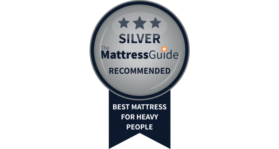 mattress for heavy person uk silver