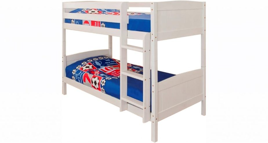 comfy living single bunk bed