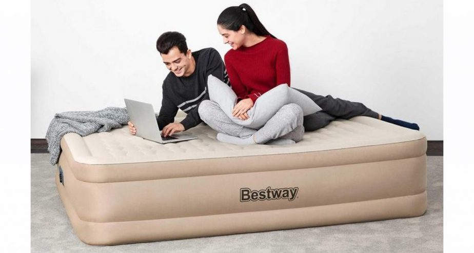 bestway fortech air bed