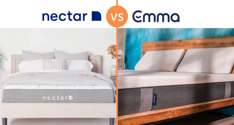 nectar vs emma