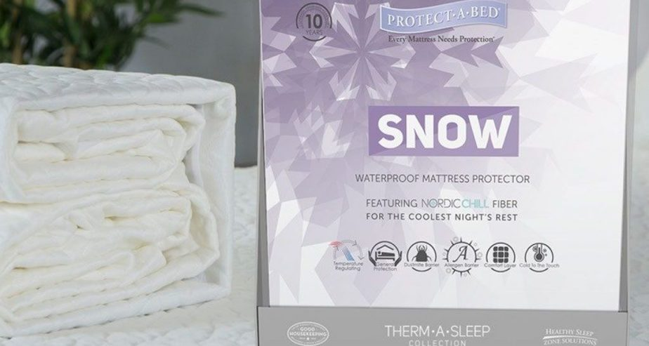 rem fit snow mattress protector