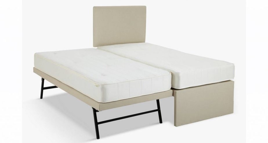 savoy pocket spring trundle bed