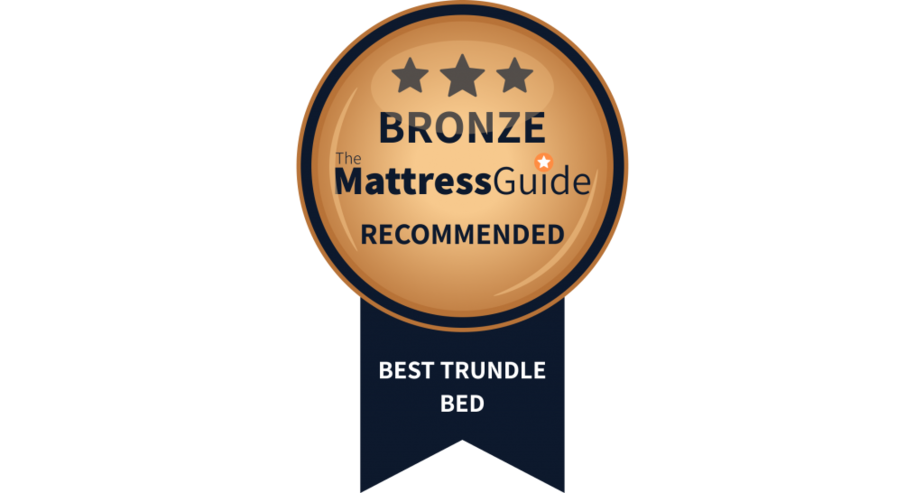 single bed trundle bronze award