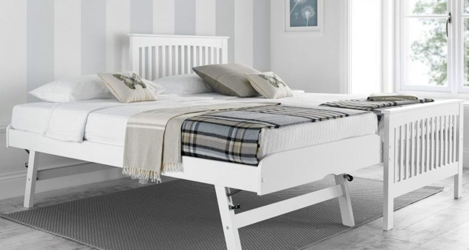 toronto wooden single trundle