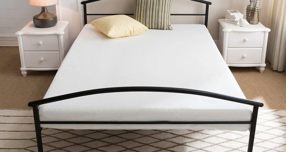 Pressure Relief bamboo charcoal memory foam mattress