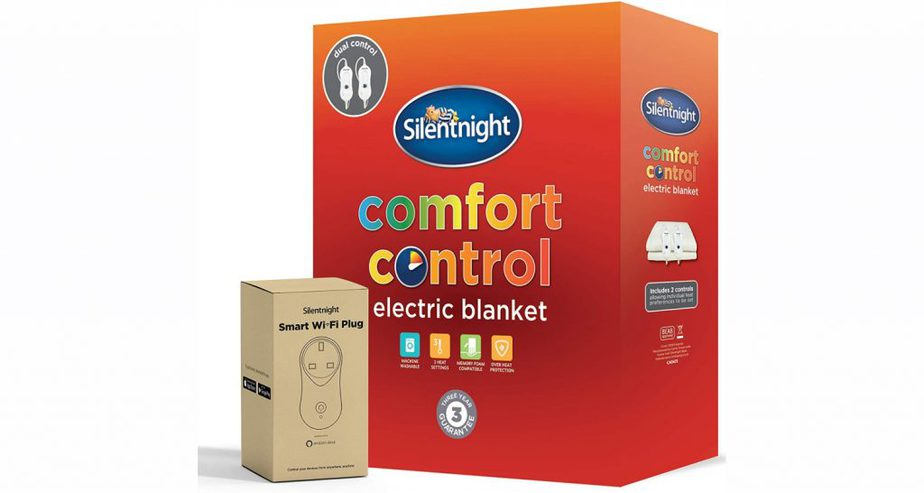 silentnight electric blanket
