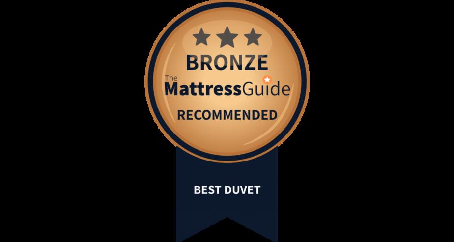 summer winter duvet bronze award