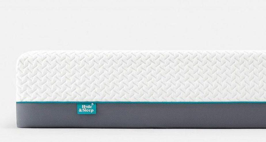 hyde and sleep hybrid blueberry mattress