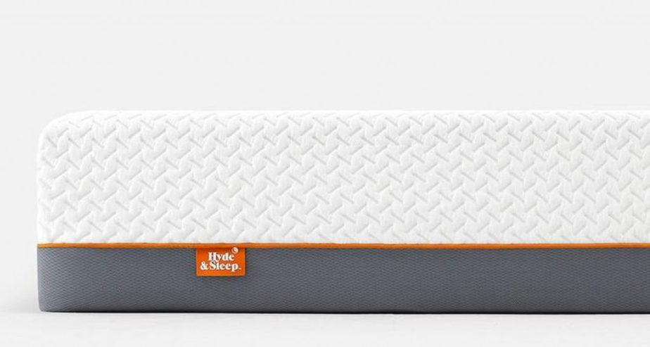 hyde & sleep hybrid orang mattress