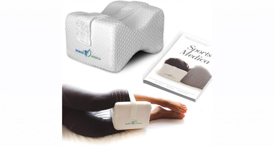 doctor developed knee pillow