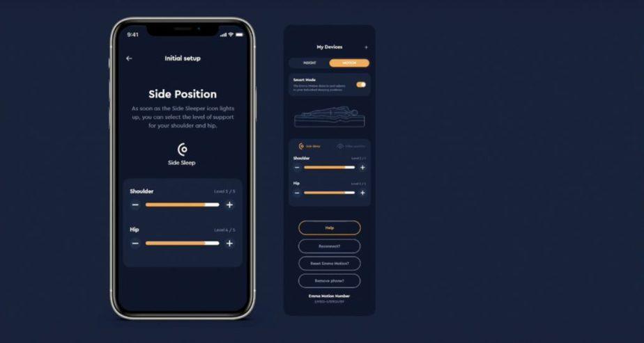 emma sleep app