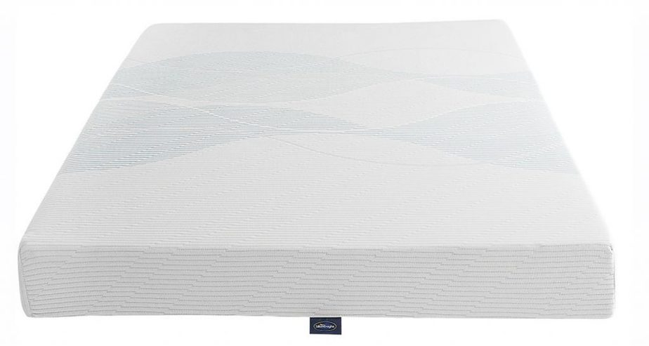 silentnight 3 zone small double size mattress