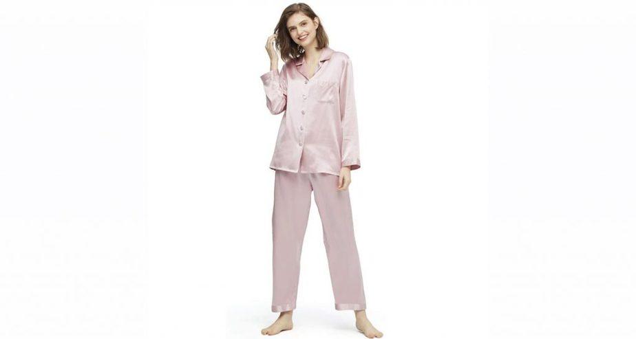 LilySilk Women's Silk Pyjama